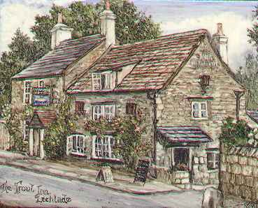The Trout Inn at Lechlade