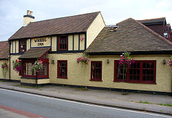 The Wheel Inn, Pennington